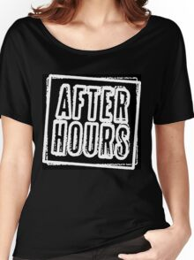 After Hours Women's Relaxed Fit T-Shirt