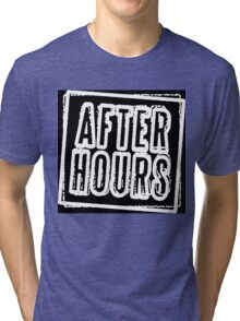 After Hours Tri-blend T-Shirt