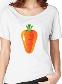 Carrot Women's Relaxed Fit T-Shirt