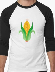 Corn Men's Baseball ¾ T-Shirt
