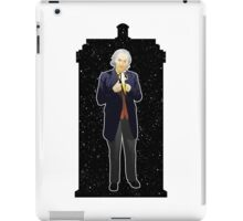 First Doctor and The TARDIS iPad Case/Skin