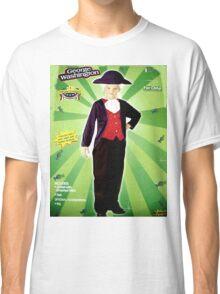 "Boy ""George Wahington"" Classic T-Shirt"