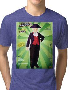 "Boy ""George Wahington"" Tri-blend T-Shirt"