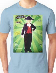 "Boy ""George Wahington"" Unisex T-Shirt"