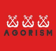 Agorist Double Anchor Kids Clothes