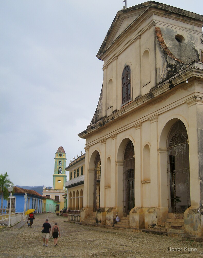 Trinidad, Cuba by Honor Kyne