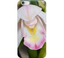 Orchid Nearly Open iPhone Case/Skin