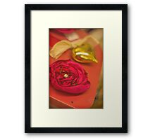 Found Love Framed Print