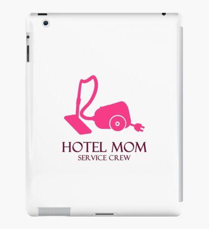 Hotel Mom - Service Crew VRS2 iPad Case/Skin