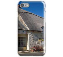 Gift Shops in Church Hollow, Godshill  iPhone Case/Skin