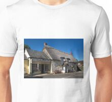 Gift Shops in Church Hollow, Godshill  Unisex T-Shirt