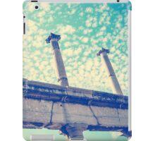 Columns in the Sky iPad Case/Skin