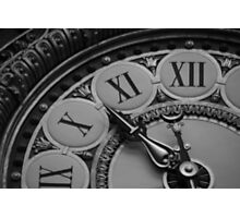 Clockwork 1 Photographic Print