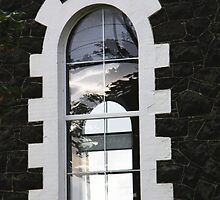 Double window reflection by mikequigley
