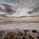 stone beach impressions by Hogne