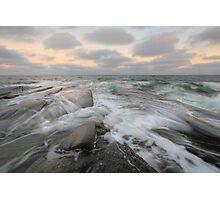 (e)motional sea Photographic Print