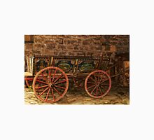 Traditional Painted Horse Cart in Etara, Bulgaria Unisex T-Shirt