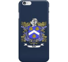 Taylor Family Crest 4 iPhone Case/Skin