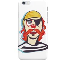 Captain Jolly iPhone Case/Skin