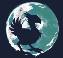 Wark at the Moon Kids Tee