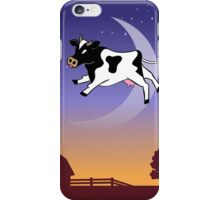 Cow Jump iPhone Case/Skin