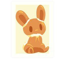 Fanta Bunny Art Print