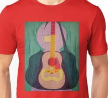 guitar key Unisex T-Shirt