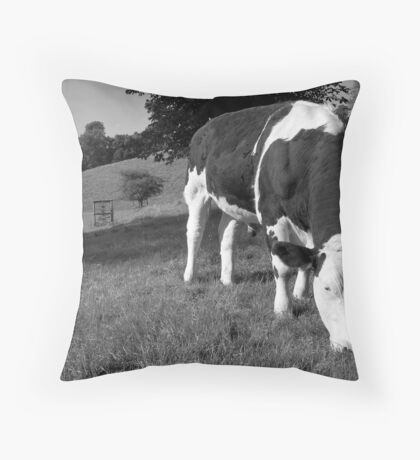 Away from the Herd Throw Pillow