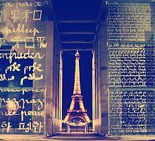Paris Peace by Shirley Ko