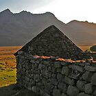 Fisherfield Bothy by Kat Simmons