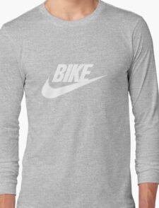 34 Swash2 Wht Long Sleeve T-Shirt