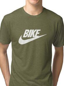34 Swash2 Wht Tri-blend T-Shirt