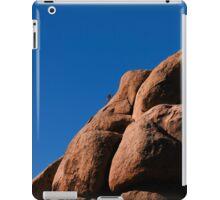 Rock climber iPad Case/Skin