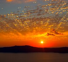 Sunset Over Paradise by myphototype