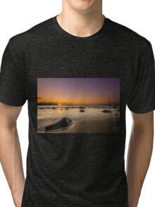Golden Evenings At Greenmount... Tri-blend T-Shirt