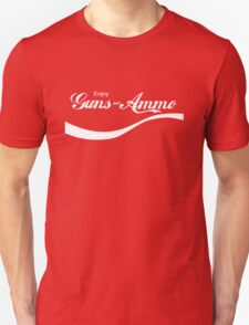 Enjoy Guns & Ammo? Unisex T-Shirt