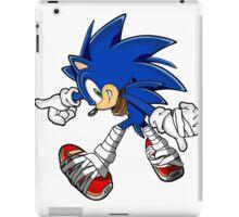 Sonic Boom iPad Case/Skin