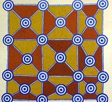 Awi Urtu (Waterholes) by marvynmc