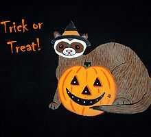 Trick or Treat! by Glenna Walker