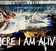 Yellowcard-Here I Am Alive by badwolfpatronus