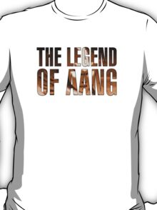 The Legend of Aaang T-Shirt