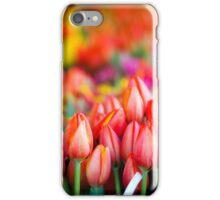 Tulip Market iPhone Case/Skin