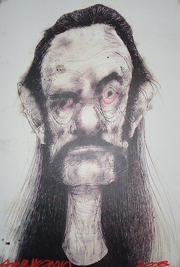 Lemmy by James Money