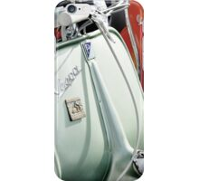 Vespa Mood iPhone Case/Skin