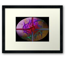 Star Gaze-Available In Art Prints-Mugs,Cases,Duvets,T Shirts,Stickers,etc Framed Print