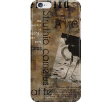 About the Ostrich iPhone Case/Skin