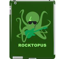 Rocktopus [GREEN] iPad Case/Skin