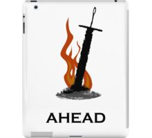 Ahead the World ! iPad Case/Skin