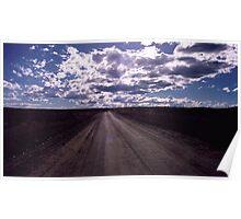 Big Sky Country - Montana Poster