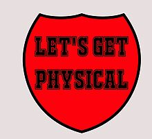 Let's get physical - Sport Lovers by LucciArt